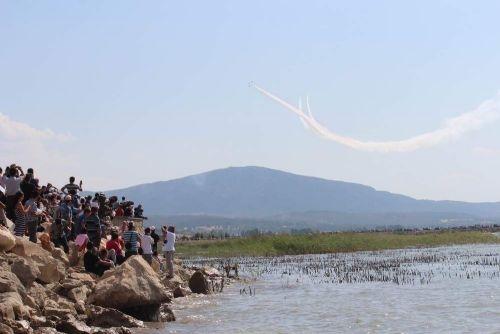 Türk Yıldızları'nın 'Mevlana' gösterisi nefes kesti 2