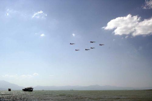 Türk Yıldızları'nın 'Mevlana' gösterisi nefes kesti 39