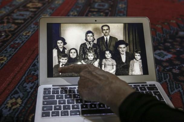 Anne Davutoğlu'nun fotoğrafını gözyaşlarıyla anlattı 6