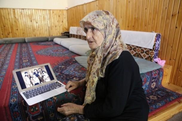 Anne Davutoğlu'nun fotoğrafını gözyaşlarıyla anlattı 8