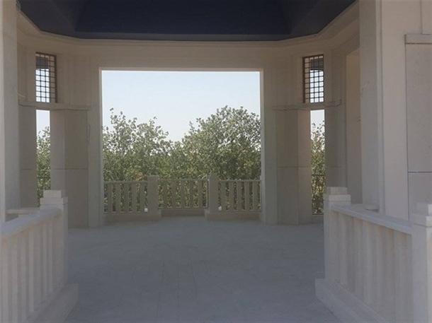 İskele kaldırıldı 'Başkanlık Sarayı' ortaya çıktı 26