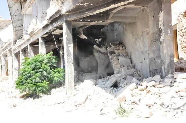 Yeni Haber çatışma bölgesinde 107