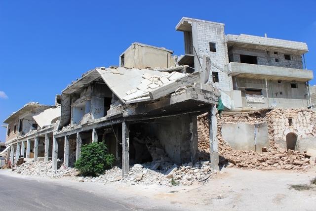 Yeni Haber çatışma bölgesinde 140
