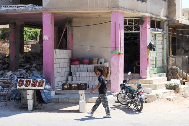 Yeni Haber çatışma bölgesinde 143