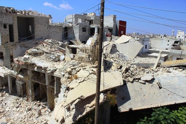 Yeni Haber çatışma bölgesinde 145