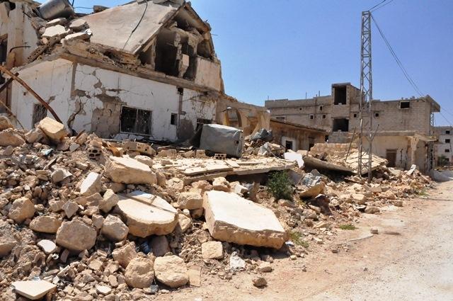 Yeni Haber çatışma bölgesinde 71