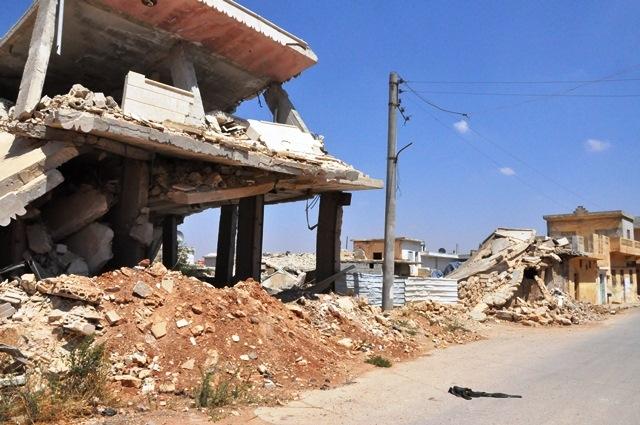 Yeni Haber çatışma bölgesinde 91