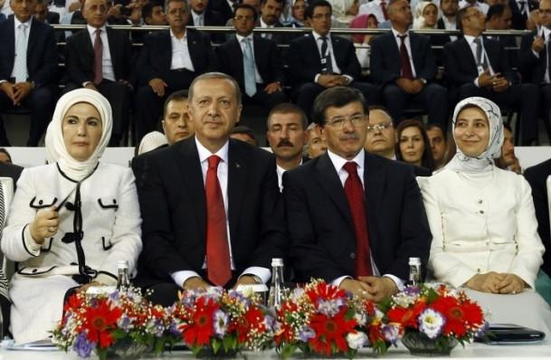 AK Parti 1. Olağanüstü Büyük Kongresi 1
