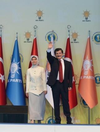 AK Parti 1. Olağanüstü Büyük Kongresi 11