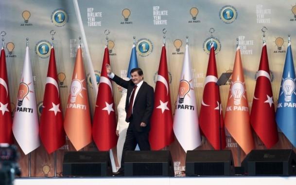 AK Parti 1. Olağanüstü Büyük Kongresi 14