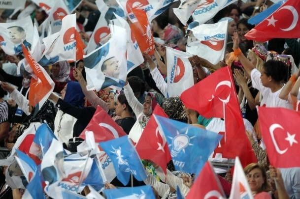 AK Parti 1. Olağanüstü Büyük Kongresi 15