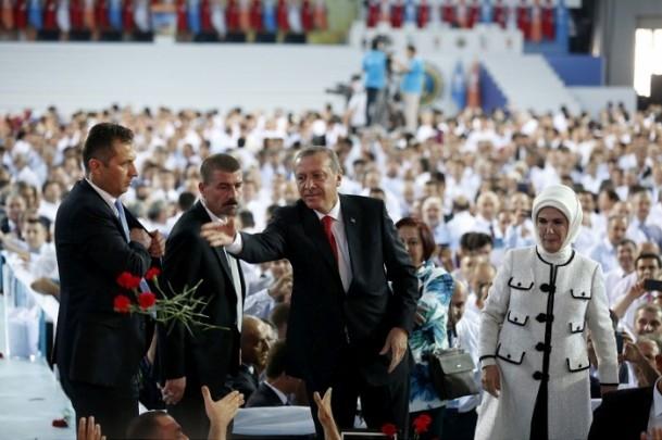 AK Parti 1. Olağanüstü Büyük Kongresi 17