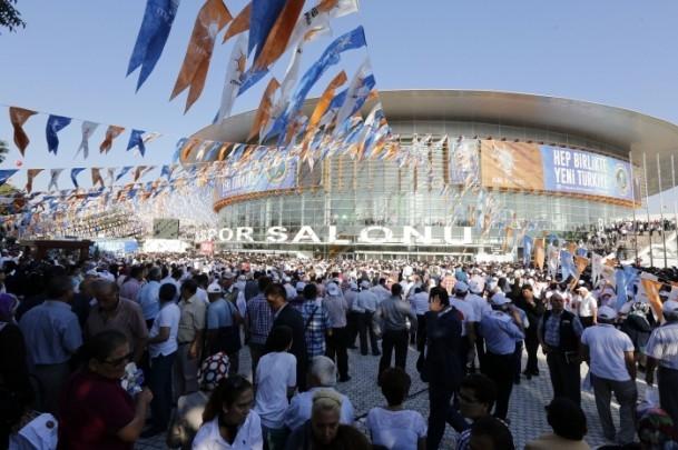 AK Parti 1. Olağanüstü Büyük Kongresi 2