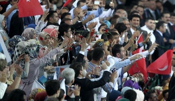 AK Parti 1. Olağanüstü Büyük Kongresi 20