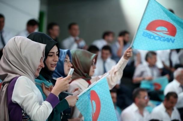 AK Parti 1. Olağanüstü Büyük Kongresi 21