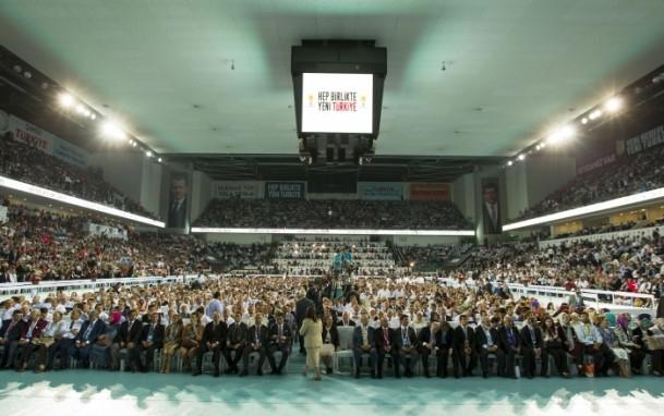 AK Parti 1. Olağanüstü Büyük Kongresi 23