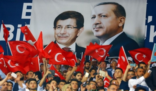 AK Parti 1. Olağanüstü Büyük Kongresi 24