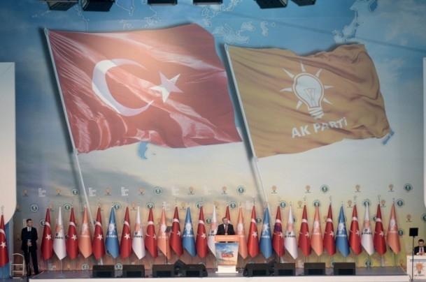 AK Parti 1. Olağanüstü Büyük Kongresi 25