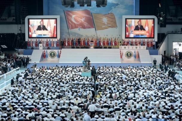 AK Parti 1. Olağanüstü Büyük Kongresi 26