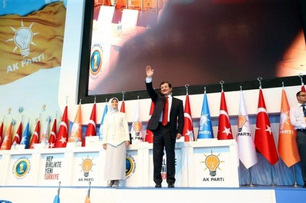 AK Parti 1. Olağanüstü Büyük Kongresi 27