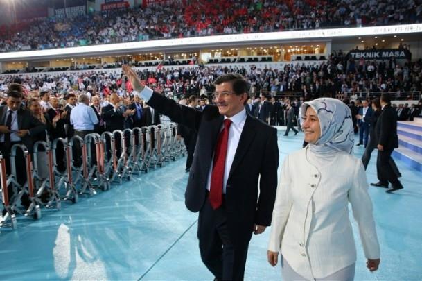 AK Parti 1. Olağanüstü Büyük Kongresi 28
