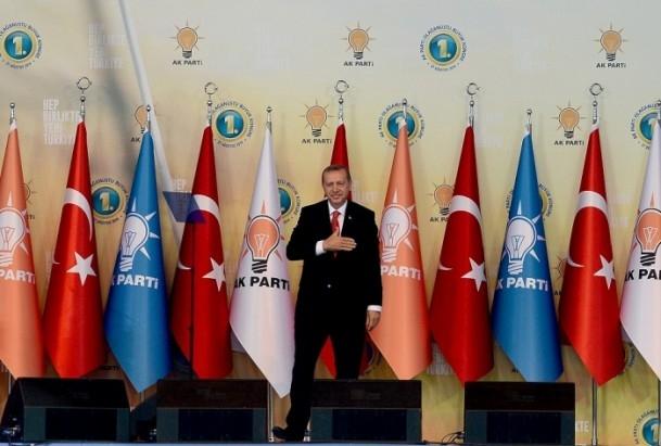 AK Parti 1. Olağanüstü Büyük Kongresi 30