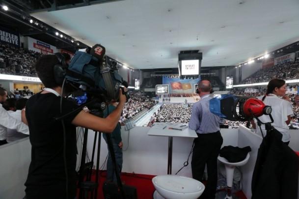 AK Parti 1. Olağanüstü Büyük Kongresi 33