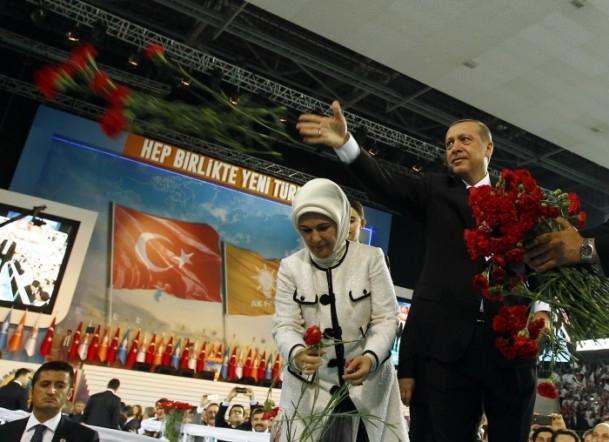 AK Parti 1. Olağanüstü Büyük Kongresi 34