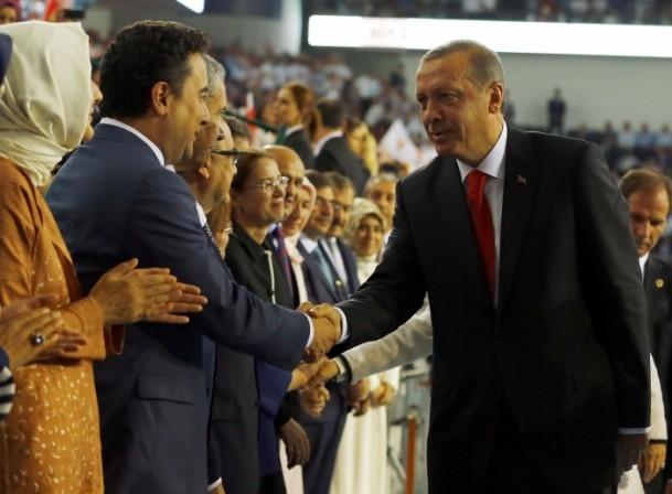 AK Parti 1. Olağanüstü Büyük Kongresi 36