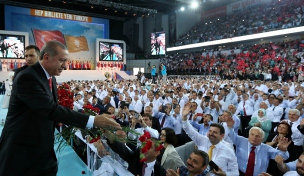 AK Parti 1. Olağanüstü Büyük Kongresi 37