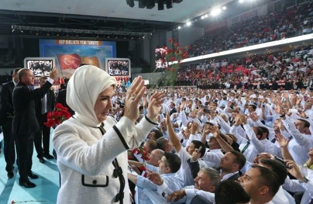 AK Parti 1. Olağanüstü Büyük Kongresi 38