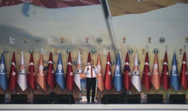AK Parti 1. Olağanüstü Büyük Kongresi 40