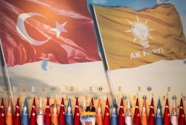 AK Parti 1. Olağanüstü Büyük Kongresi 45