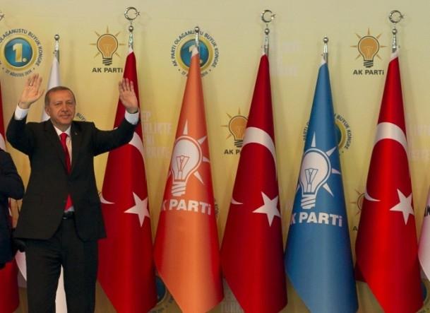 AK Parti 1. Olağanüstü Büyük Kongresi 46