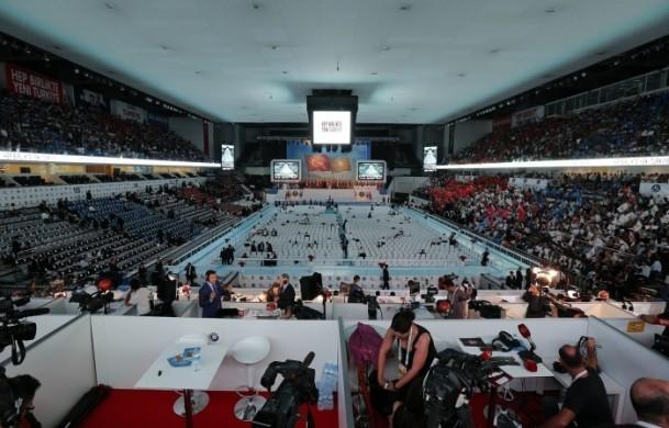 AK Parti 1. Olağanüstü Büyük Kongresi 7