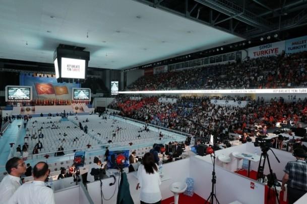 AK Parti 1. Olağanüstü Büyük Kongresi 8