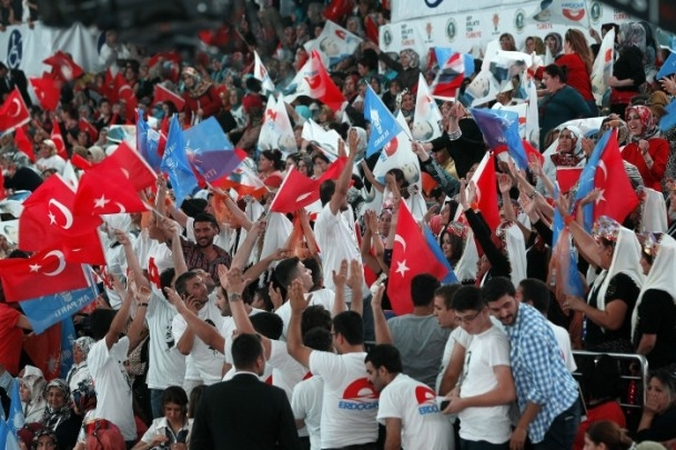 AK Parti 1. Olağanüstü Büyük Kongresi 9