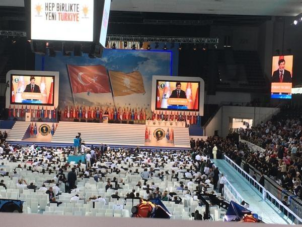 Yeni Haber AK Parti Kongresi'ndeydi 10