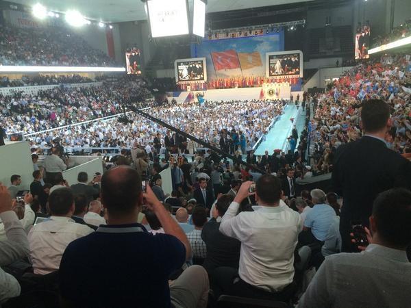 Yeni Haber AK Parti Kongresi'ndeydi 11