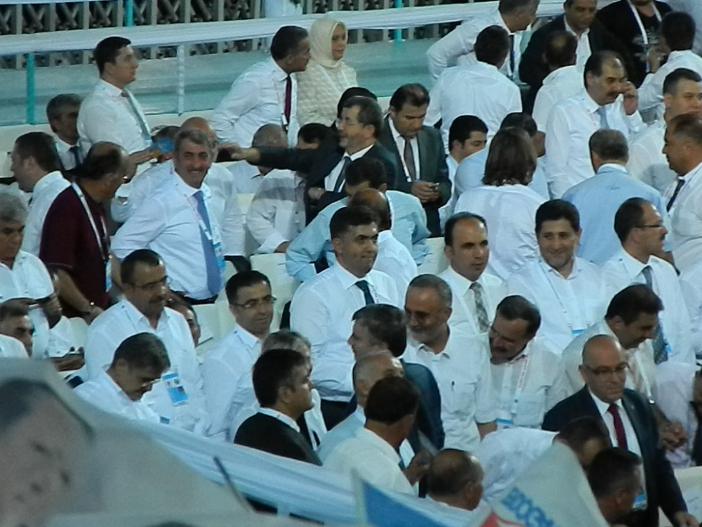 Yeni Haber AK Parti Kongresi'ndeydi 17