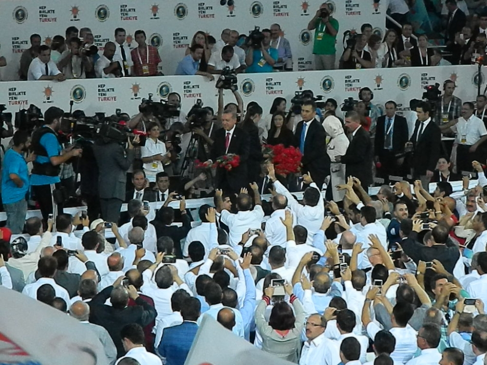 Yeni Haber AK Parti Kongresi'ndeydi 19