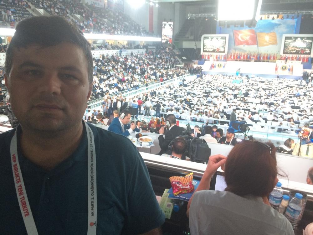 Yeni Haber AK Parti Kongresi'ndeydi 3