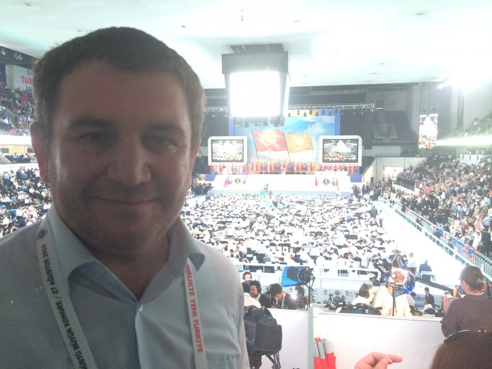 Yeni Haber AK Parti Kongresi'ndeydi 5