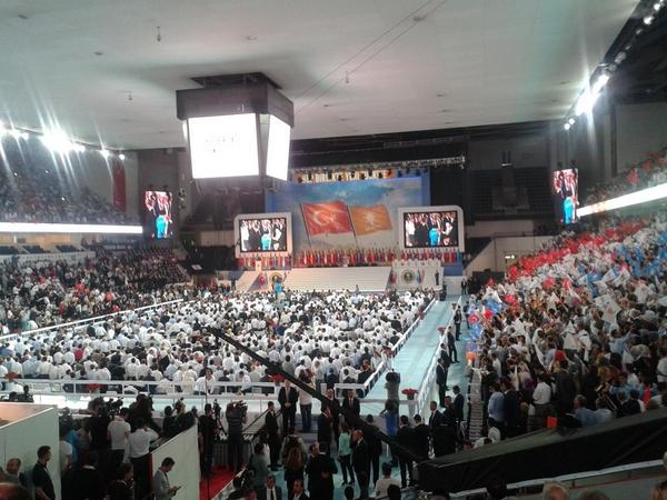Yeni Haber AK Parti Kongresi'ndeydi 6