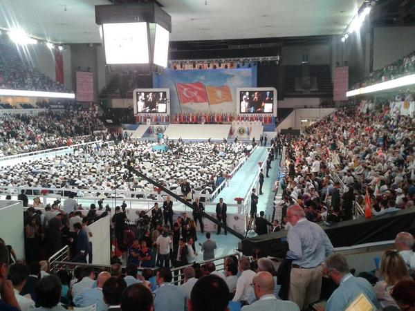 Yeni Haber AK Parti Kongresi'ndeydi 7