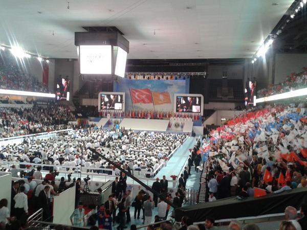 Yeni Haber AK Parti Kongresi'ndeydi 8