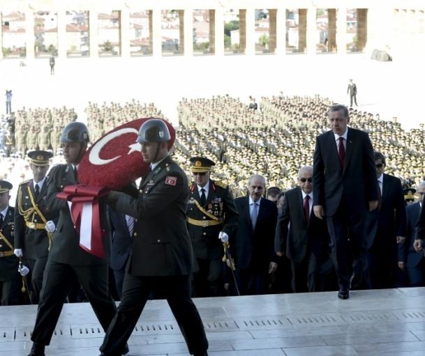 30 Ağustos'ta ilk tören Anıtkabir'de düzenlendi 3