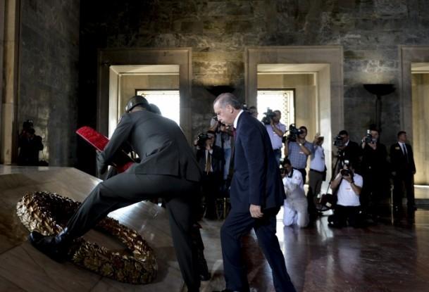 30 Ağustos'ta ilk tören Anıtkabir'de düzenlendi 4