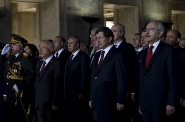 30 Ağustos'ta ilk tören Anıtkabir'de düzenlendi 7