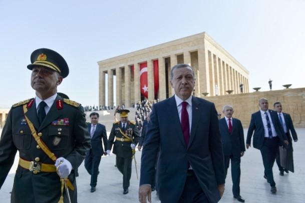 30 Ağustos'ta ilk tören Anıtkabir'de düzenlendi 8